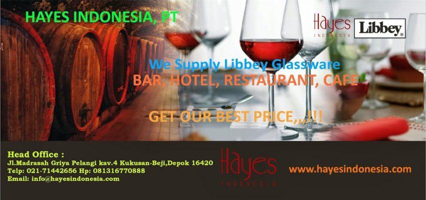 Supplier gelas libbey  Telp:021-7873562 Hp:081316770888