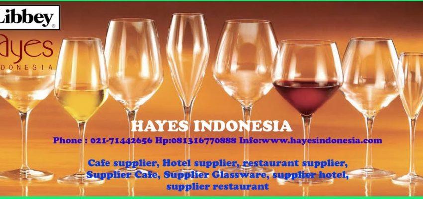 Supplier gelas libbey tlp. 021-7873562  Hp:081316770888 Info:www.hayesindonesia.com