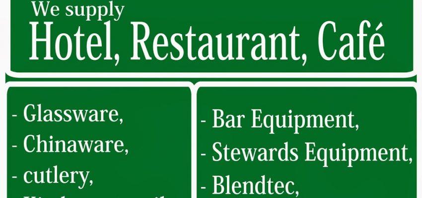 Supplier Peralatan Dapur Hotel,Cafe dan Restoran