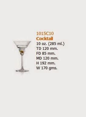 Jual Gelas Cocktail  Telp:021-7873562 Hp:081316770888