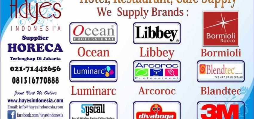 Supplier Gelas Ocean Telp:021-7873562 Hp:0811142656